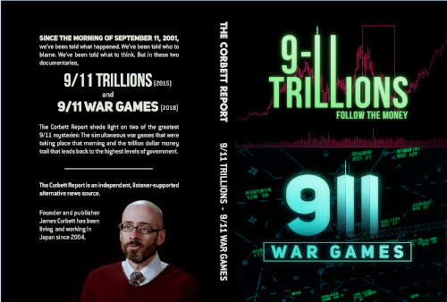 9/11 Trillions and 9/11 War Games