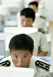 China unveils its latest warfare tactics
