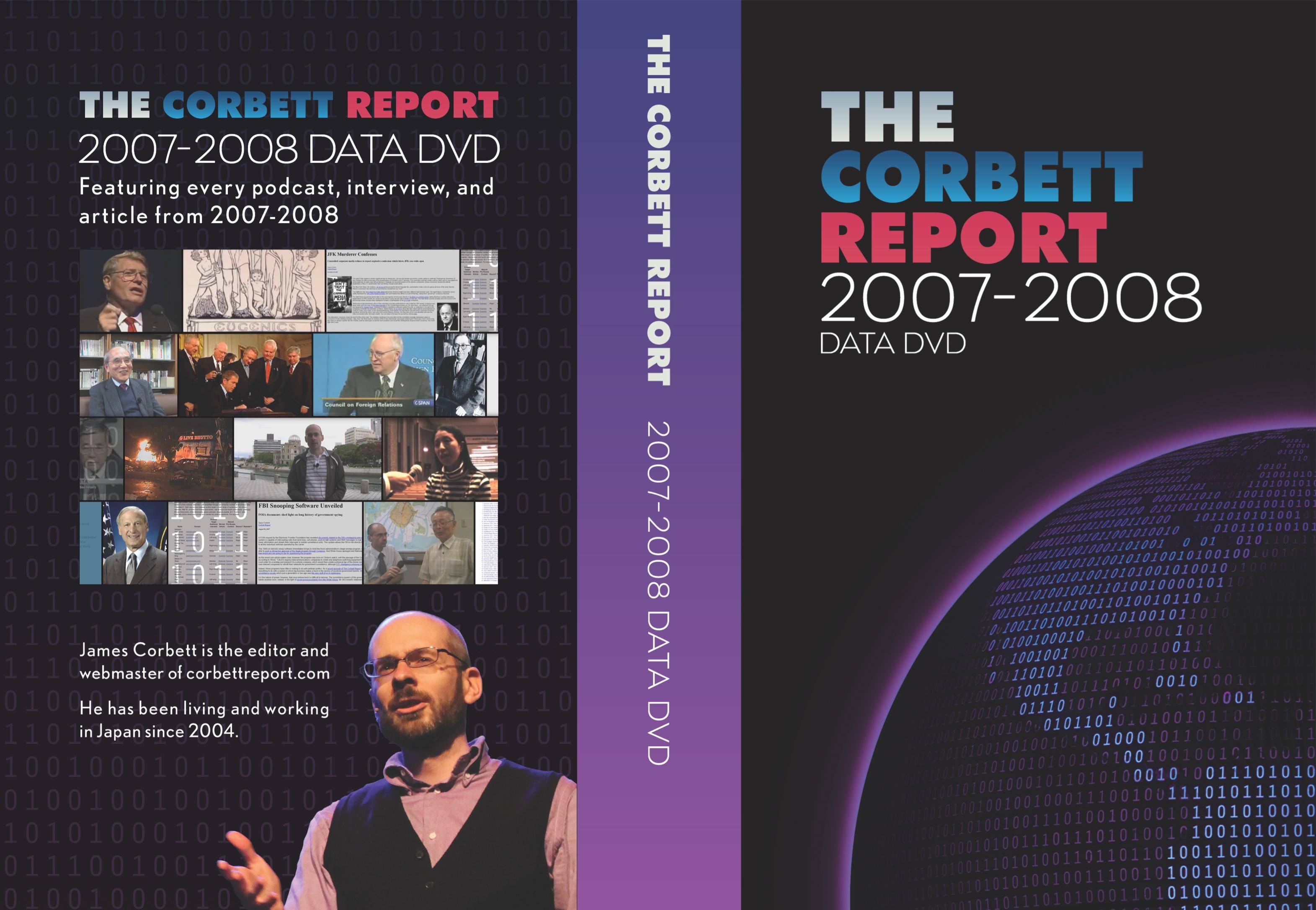 Data DVD 2007-2008