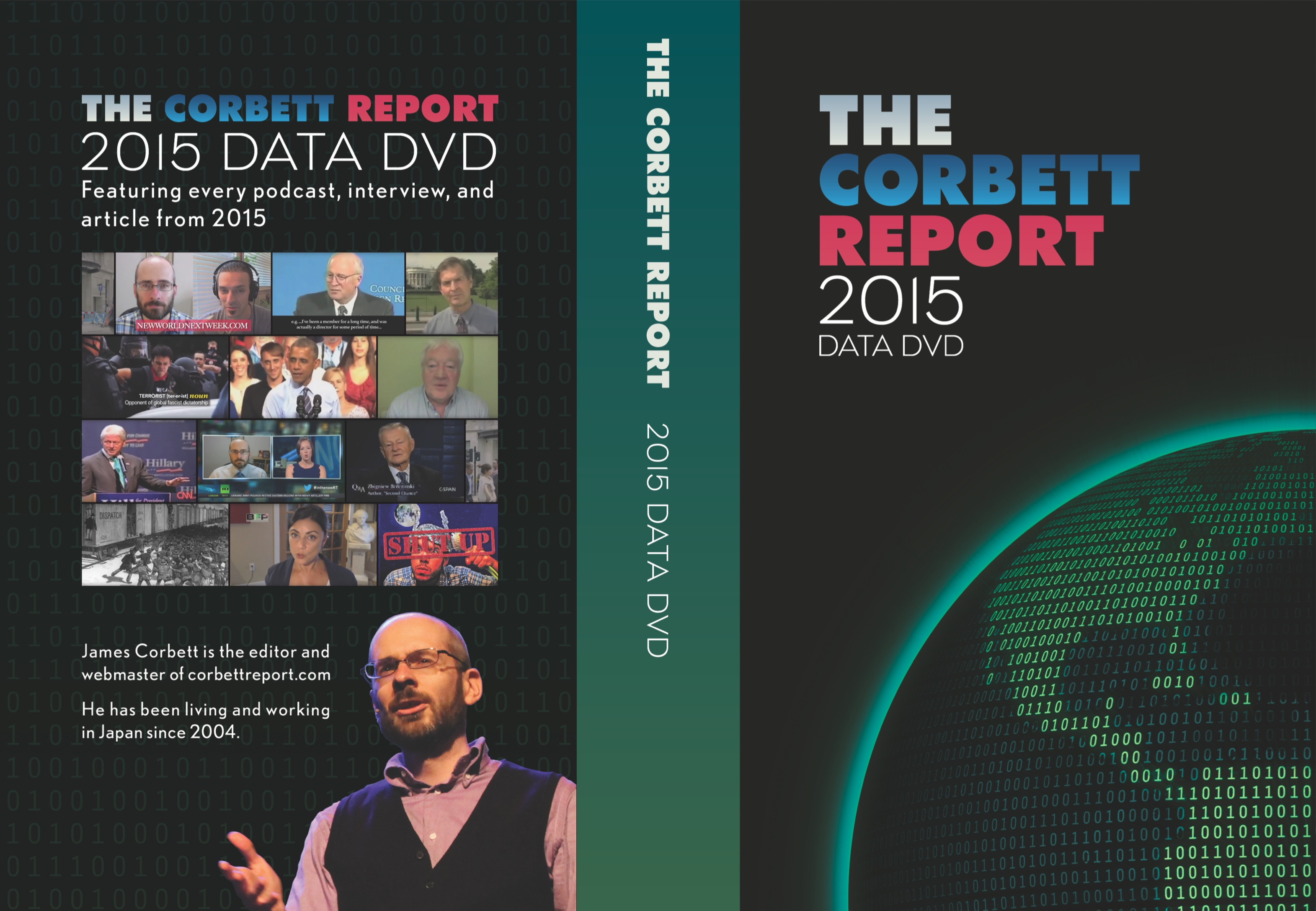 Data DVD 2015