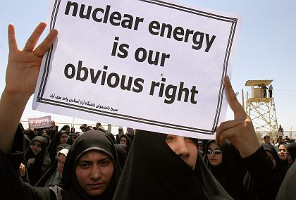 Iran Nuclear Protest