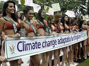 Much prettier than Al Gore: beauty pageant contestants front for billionaire swindlers