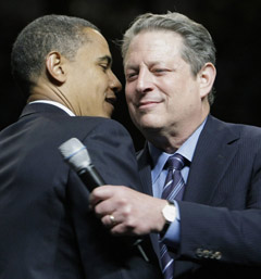 obama and gore set to prosper from new rigged industry