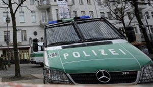German police to help patrol the streets of Copenhagen during UN climate conference