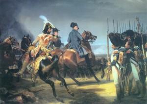 NapoleonandGuardatJena