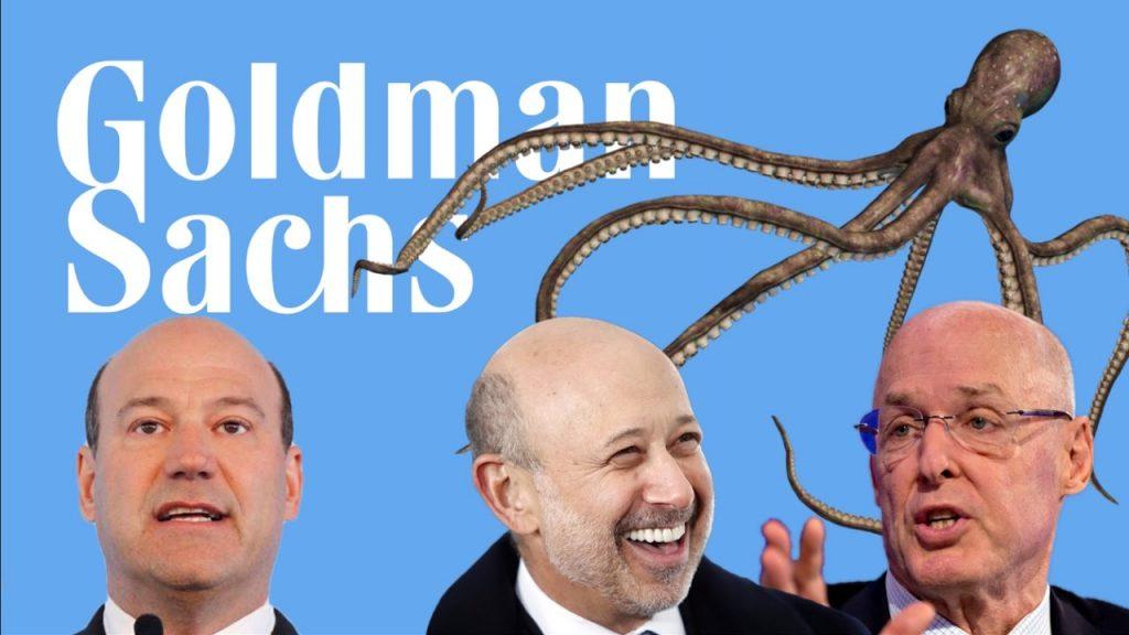 goldman sachs history